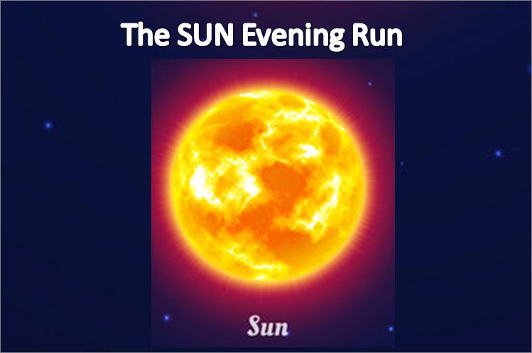 Phoenix Running Ltd, PHOENIX - The SUN Evening Run - 2021 - online entry by EventEntry