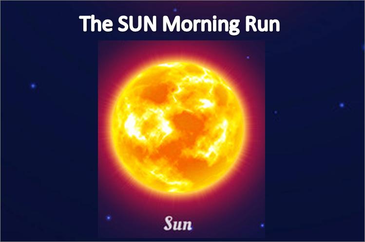 Phoenix Running Ltd, PHOENIX - The SUN Morning Run - 2021 - online entry by EventEntry