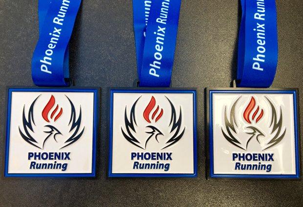 Phoenix Running Ltd, PHOENIX - Year End Marathon & Half 2020 - online entry by EventEntry