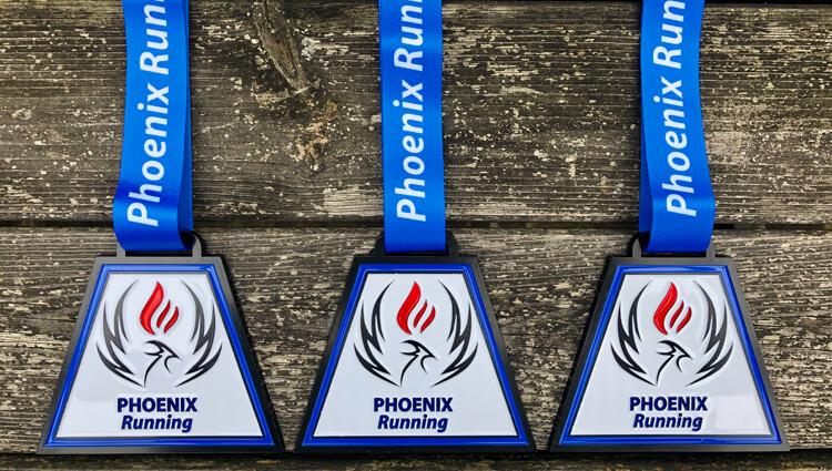 Phoenix Running Ltd, PHOENIX - Year End Marathon & Half 2021 - online entry by EventEntry