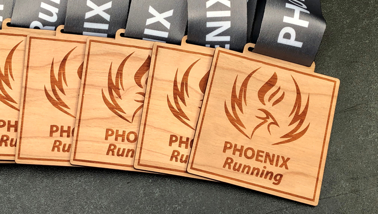 Phoenix Running Ltd, PHOENIX - VIRTUAL - Year End & Half - online entry by EventEntry