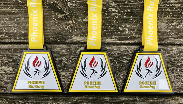 Phoenix Running Ltd, PHOENIX - Summer Marathon & Half Marathon 2021 - online entry by EventEntry