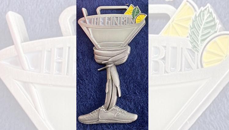 Phoenix Running Ltd, PHOENIX - VIRTUAL - GIN Run Weekend - online entry by EventEntry