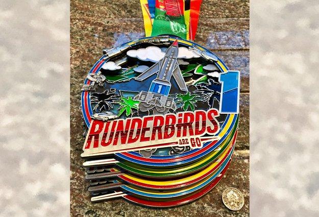 Phoenix Running Ltd, PHOENIX - VIRTUAL - Runderbird 1 - online entry by EventEntry