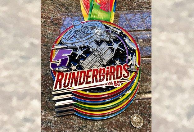 Phoenix Running Ltd, PHOENIX - VIRTUAL - Runderbird 5 - online entry by EventEntry