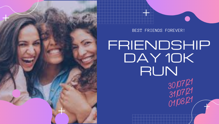The Running Bug, THE RUNNING BUG - Friendship Day 10k Run - online entry by EventEntry