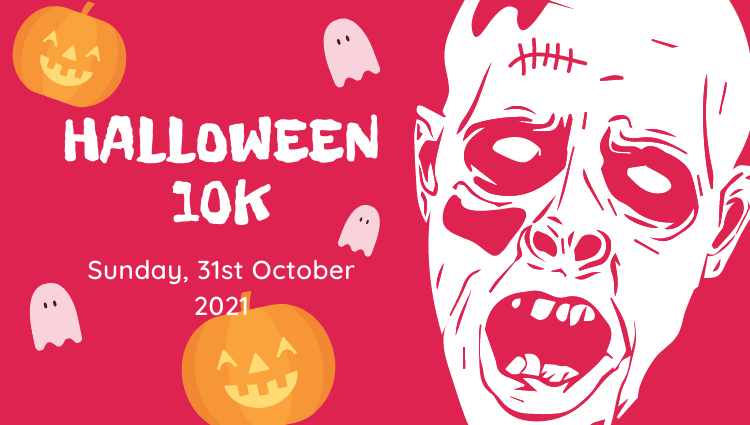 The Running Bug, THE RUNNING BUG - Halloween Virtual 10k - online entry by EventEntry