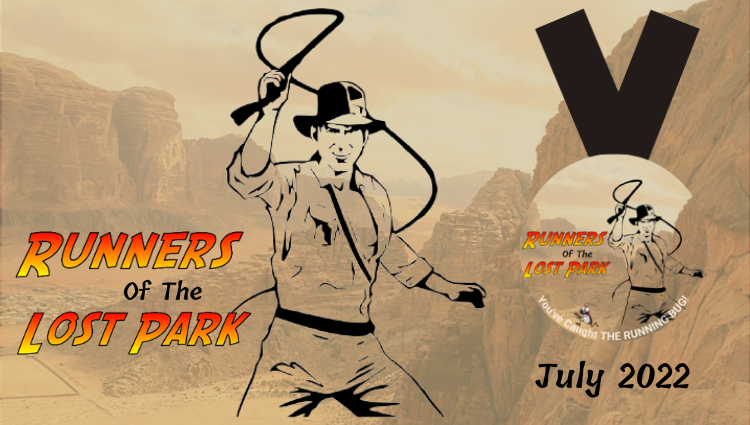 The Running Bug, THE RUNNING BUG - Runners of the Lost Park Virtual Challenge 2022 - online entry by EventEntry
