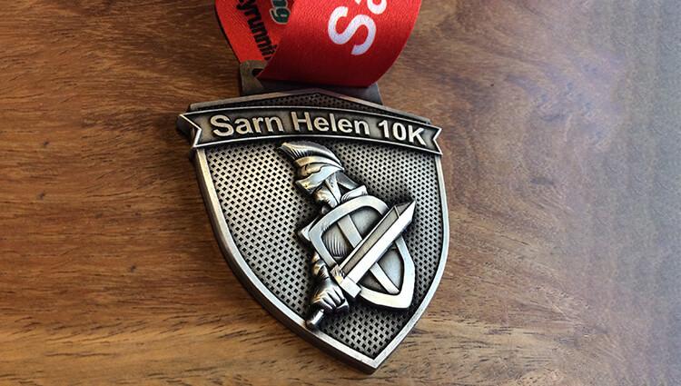Infinity Running, INFINITY - Sarn Helen 10k - online entry by EventEntry