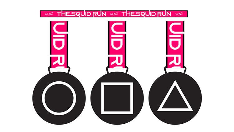 Phoenix Running Ltd, PHOENIX - Squid Run - the Circle Run - online entry by EventEntry