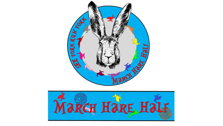 See York Run York, See York Run York March Hare Half Virtual - online entry by EventEntry