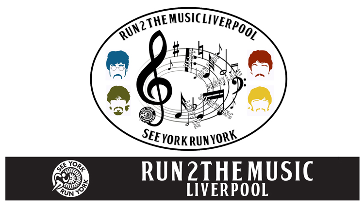 See York Run York, SYRY Run to the Music - Liverpool Edition - Virtual - online entry by EventEntry
