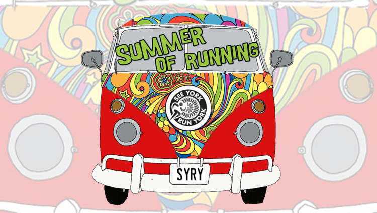 See York Run York, SYRY Virtual Summer of Running 2020 - online entry by EventEntry