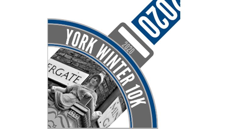 See York Run York, York Winter 10km 2020 - VIRTUAL - online entry by EventEntry