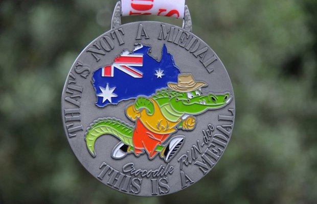 Phoenix Running Ltd, PHOENIX - Crocodile RUN-dee Virtual - 5km & 10km Run - online entry by EventEntry