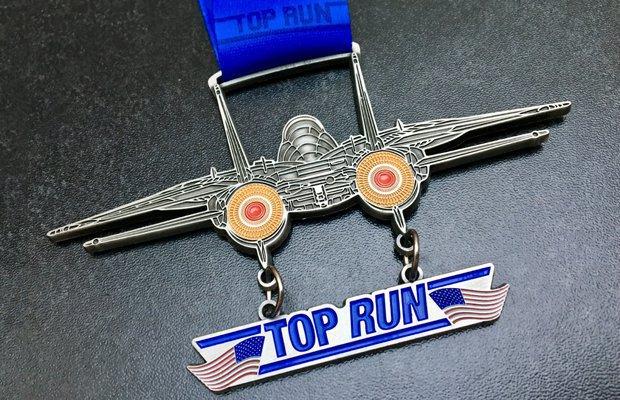 Phoenix Running Ltd, PHOENIX - Top Run II Virtual - 5km & 10km Run - online entry by EventEntry