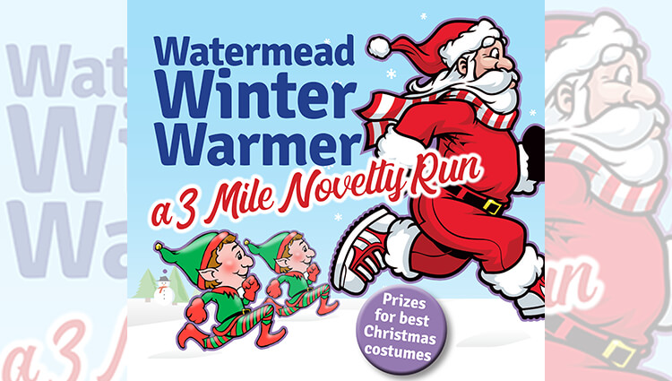 Rotary Club of Wreake Valley, Watermead Winter Warmer - online entry by EventEntry