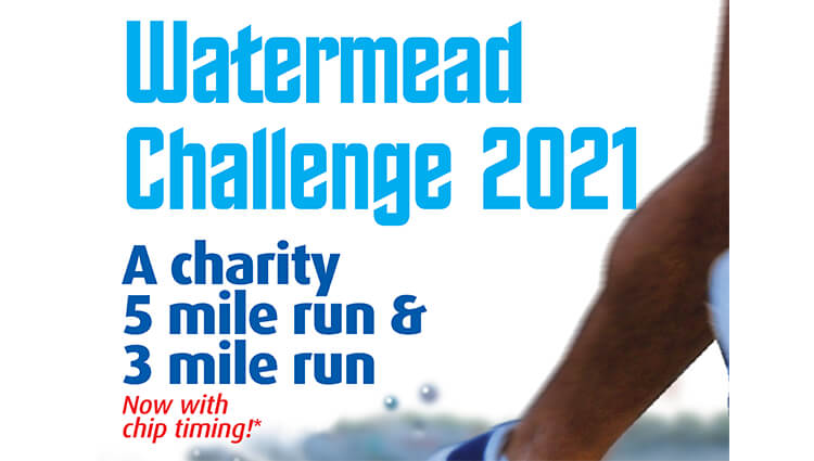 Wreake Valley Rotary Club, Watermead Challenge 2021 - online entry by EventEntry