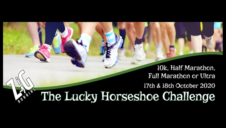 Zig Zag Running, The Lucky Horseshoe Challenge - Day 1 - online entry by EventEntry